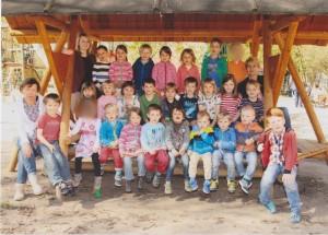 Gruppenfoto Igel